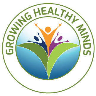 logo Growing Healthy Minds